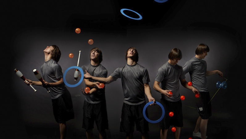 Whatsup Juggling's Doug Sayers
