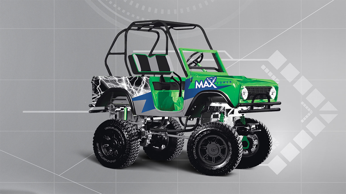Max Power truck