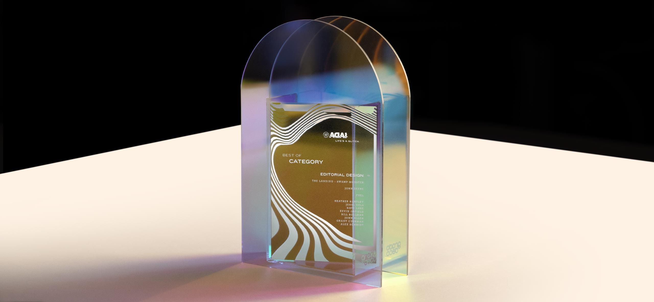 ADAI 2021 Best of Category Award
