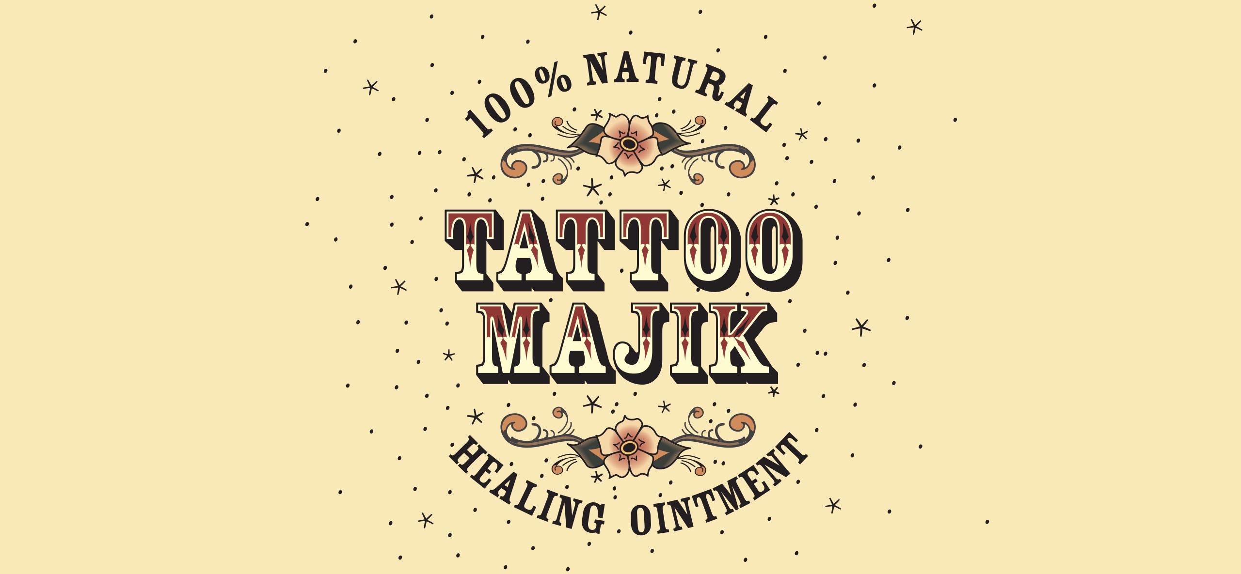 Tattoo Majik logo