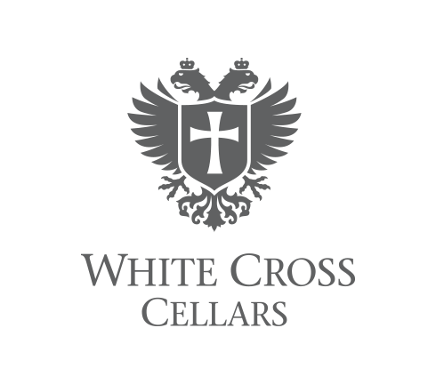 white cross cellars logo